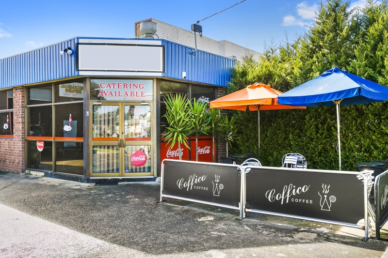 Business For Sale - Takeaway Shop and Cafe