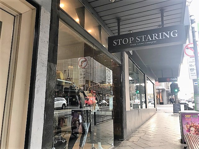 Unique Pre-Loved Consignment Clothing Store in Busy South Yarra