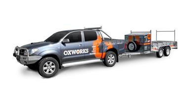 Build your own lifestyle, Join the Oxworks family as fencing install franchisee