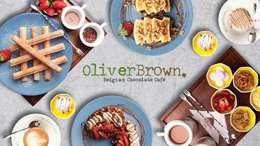 Oliver Brown Belgian Chocolate Café