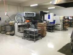 Bakery Manufacturing, Retail and wholesaler