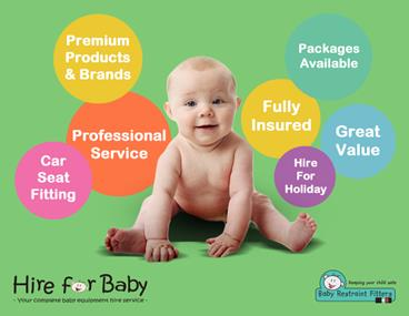 Hire for Baby Brisbane Airport & Nundah Area