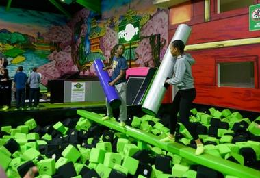 Flip into fun, fitness & excitment with Flip Out Australia
