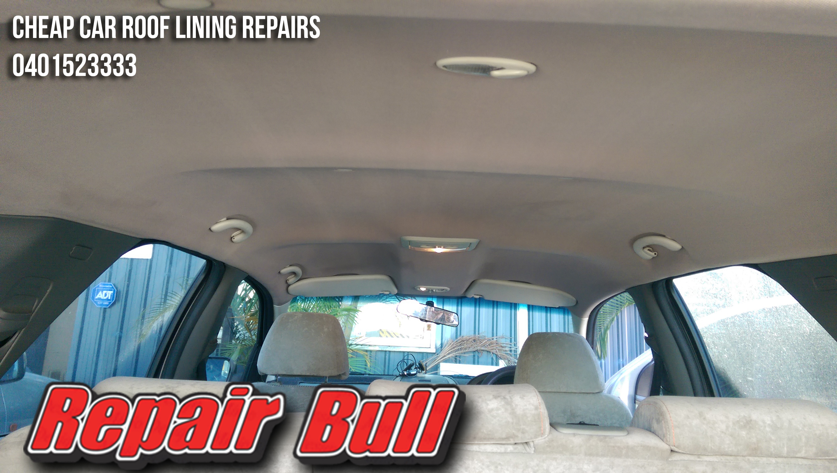 Mobile Car Roof Lining Technicians Wanted Set Your Own Hours Make Good Money