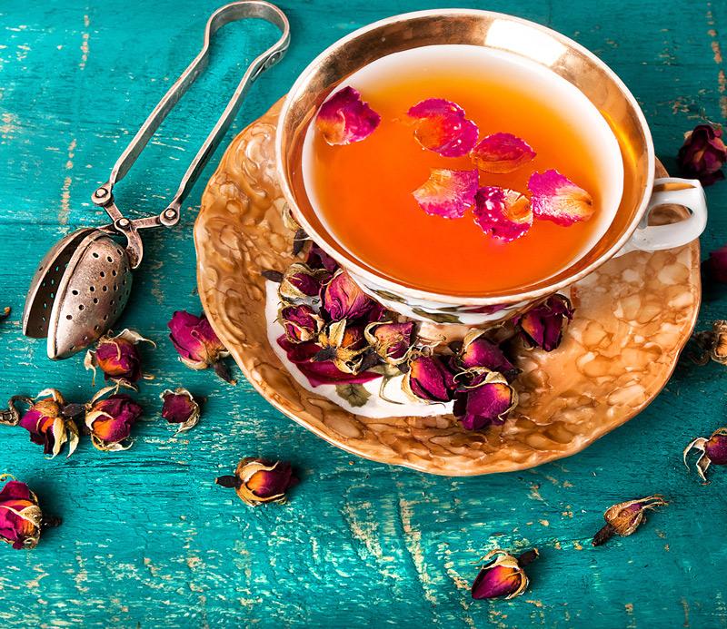 Online Tea Supplies Business
