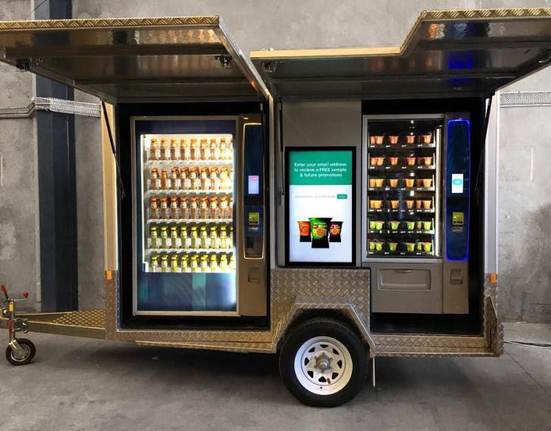 Mobile Vending Trailers