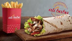 Ali Baba:The Ultimate Kebab:Fast Food thats fresh & healthy:Lake Macquarie Fair