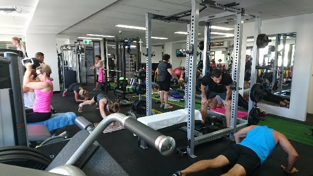 Near new purpose-built personal training studio in affluent Gold Coast location.