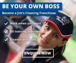 Jim's Cleaning Central Coast - Franchises Now Available