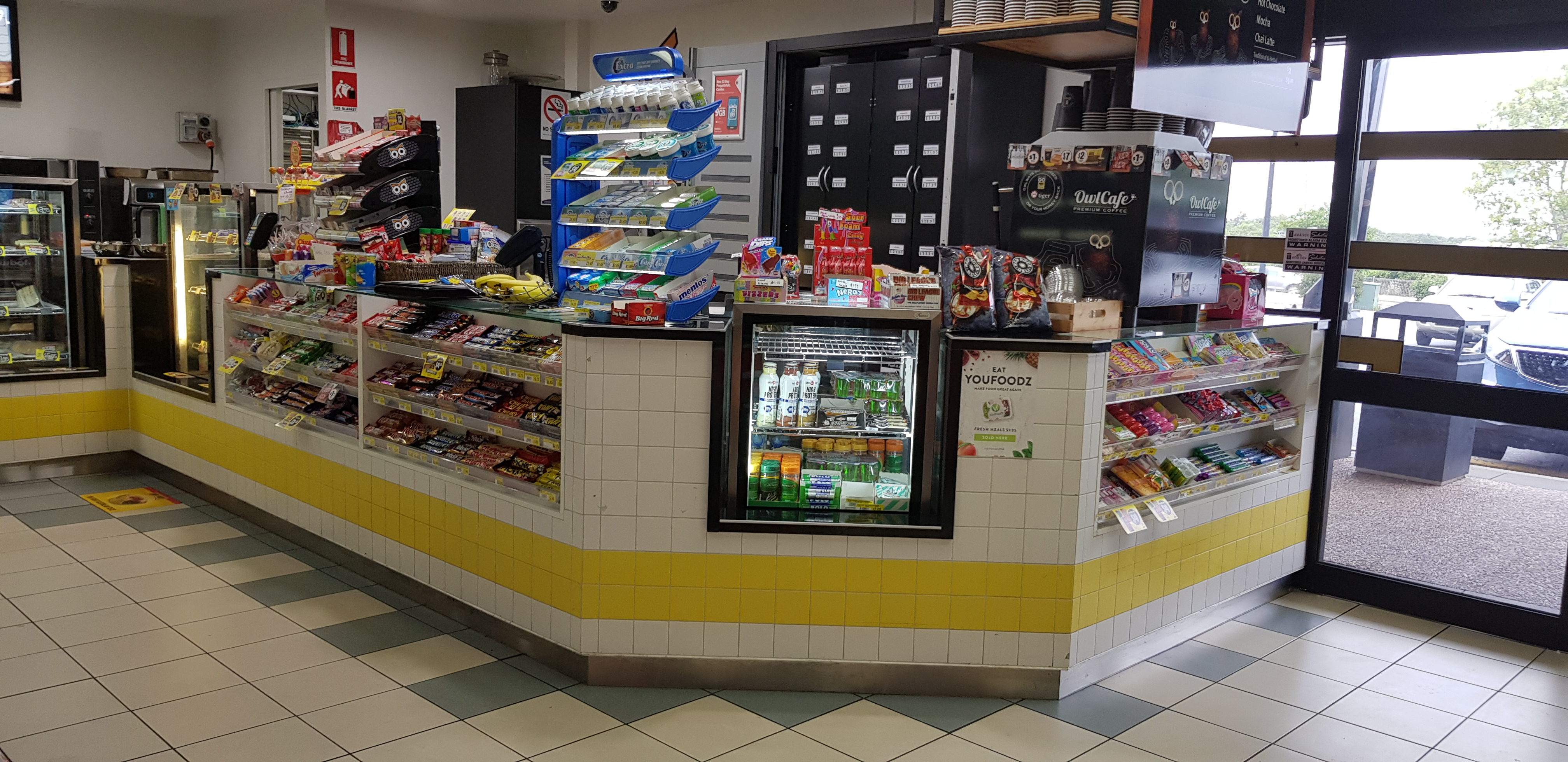 BRANDED SUPERMARKET / CONVENIENCE STORE / FAMOUS BRAND - WALK IN WALK OUT