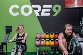 Core9 Fitness & Health :Revolutionary 31min total workout regime : Liverpool