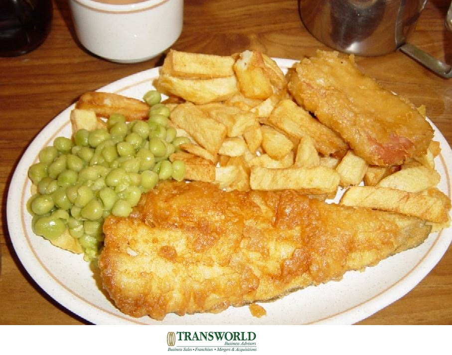 Fish and Chip Shop – British Style - Gold Coast