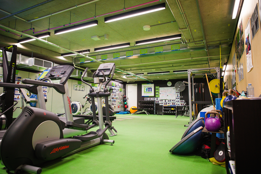 EFM Health Club SAHMRI Gym and Fitness Centre