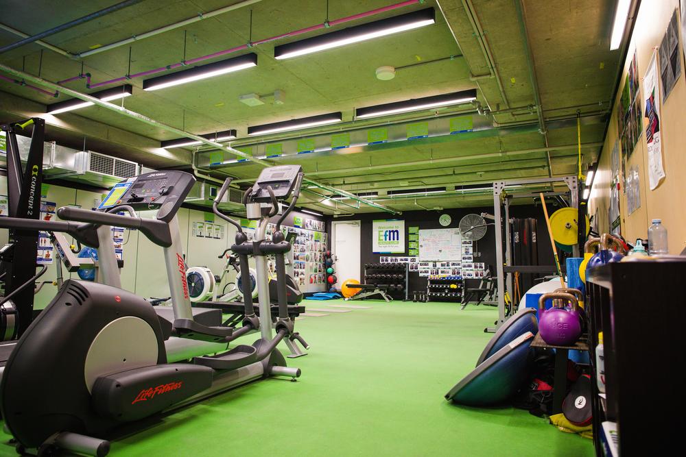 EFM Health Club SAHMRI Gym and Fitness Centre