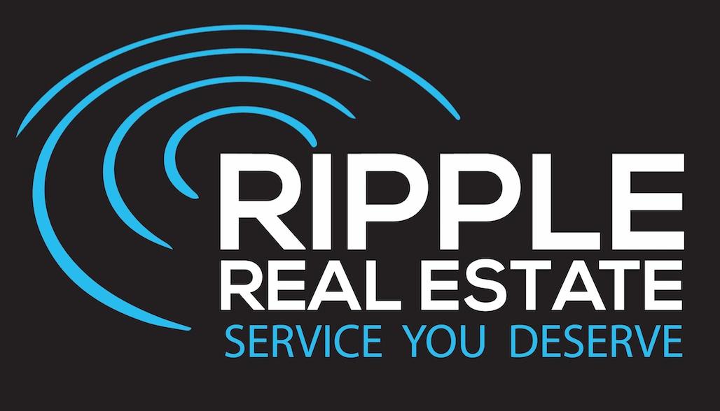 Ripple Real Estate Logo