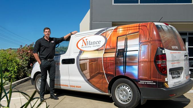 NEW FRANCHISE FOR SALE N-Hance Mobile Wood Refinishing - ACT Fyshwick
