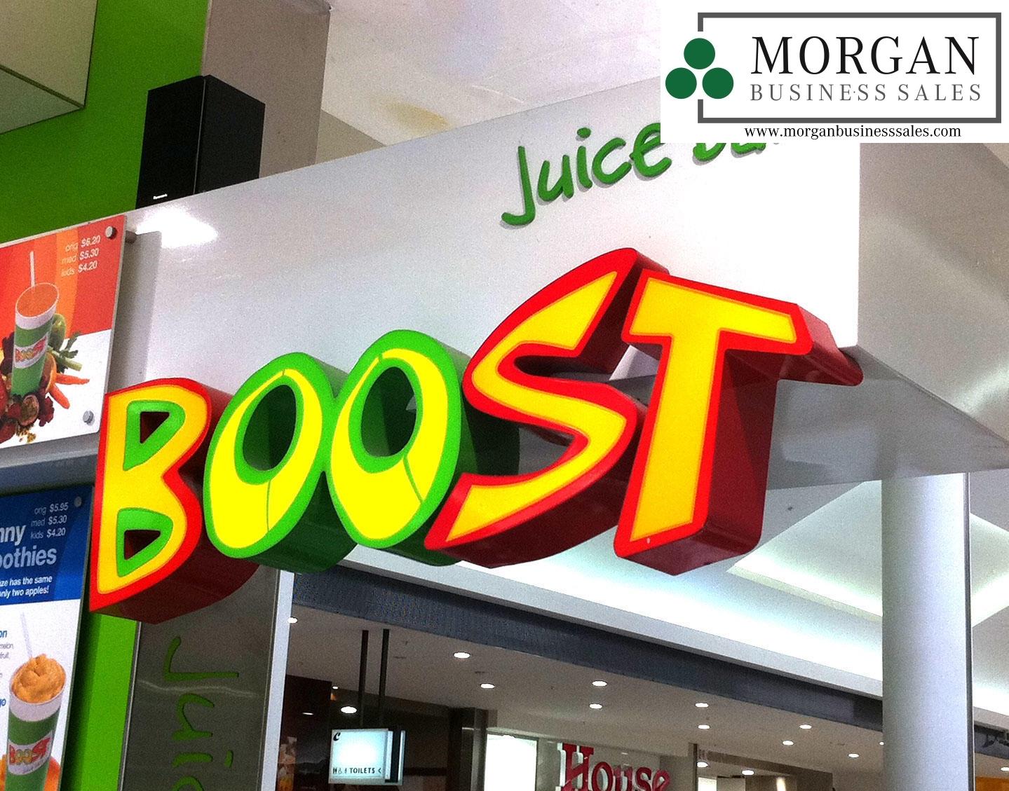 Boost Juice - Brisbane City