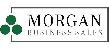 Morgan Business Sales Logo