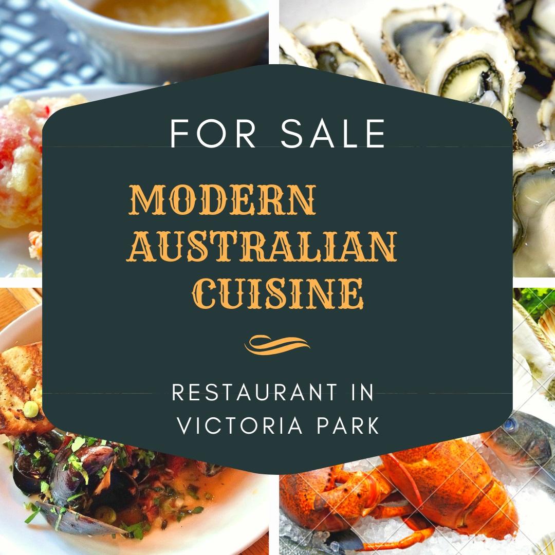 Mordern Australian Cuisine