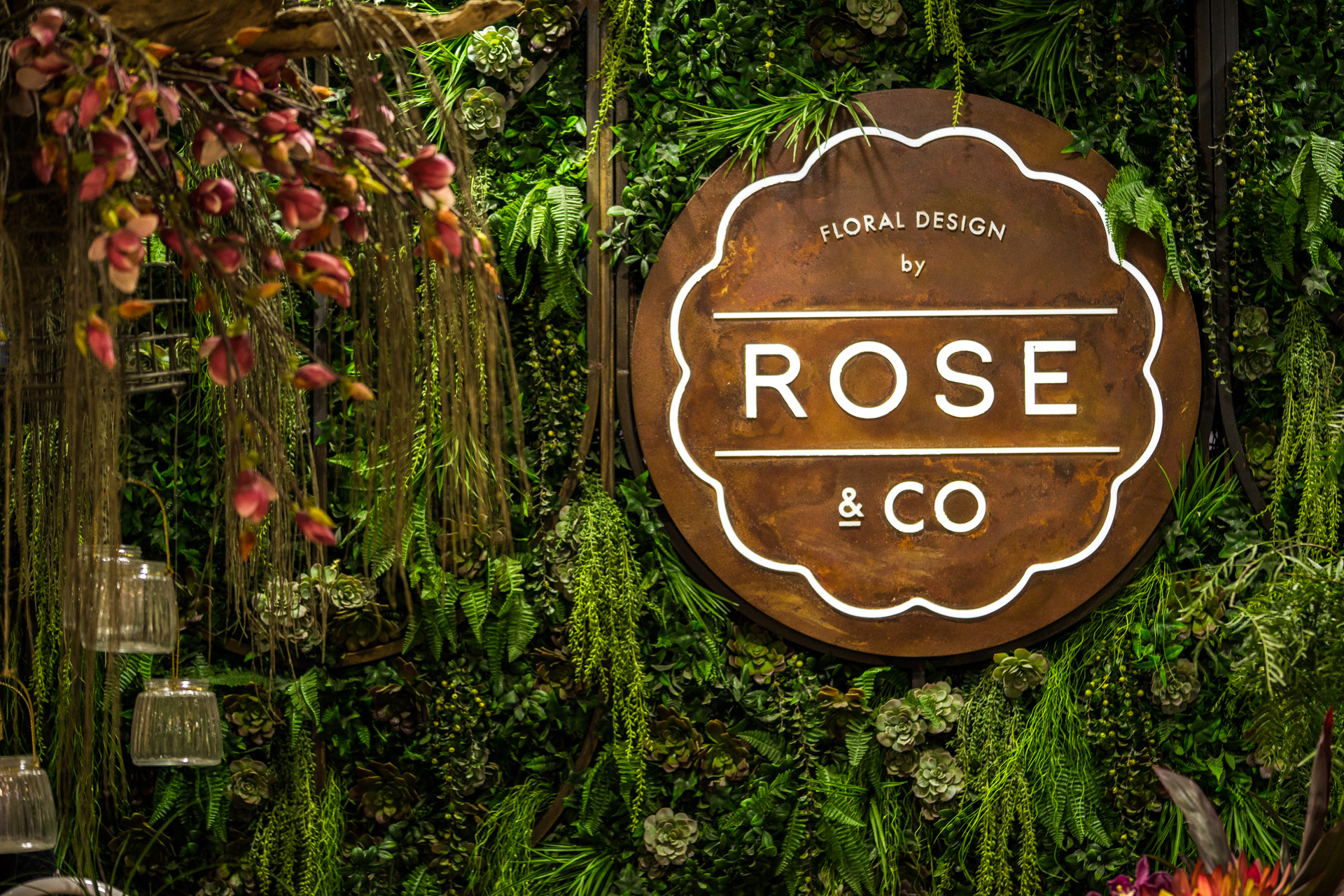 Rose & Co Florist Franchise Business