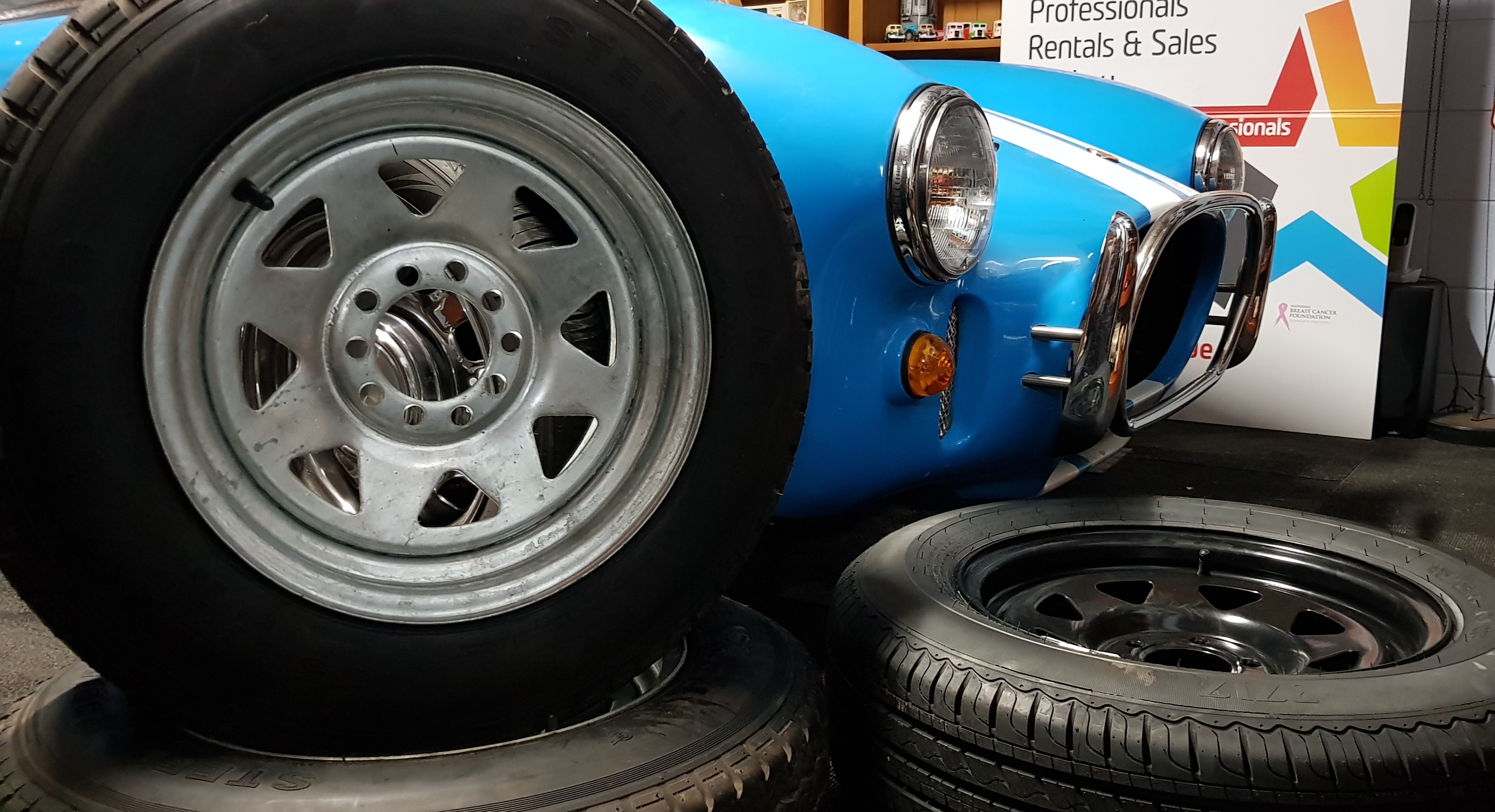 Successful Local Tyre Business With Great Reputation