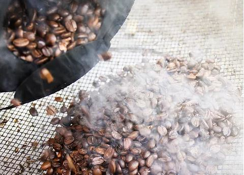 Coffee Roasting and High Returns For Sale