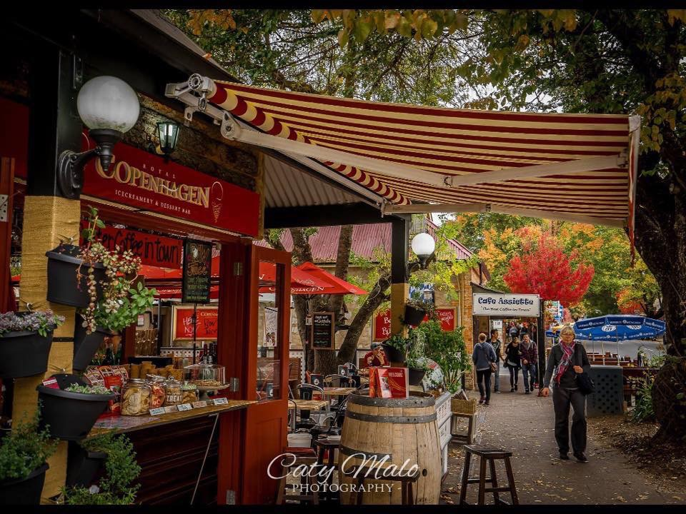 Cafe Royal Copenhagen Hahndorf Location Location Location !!