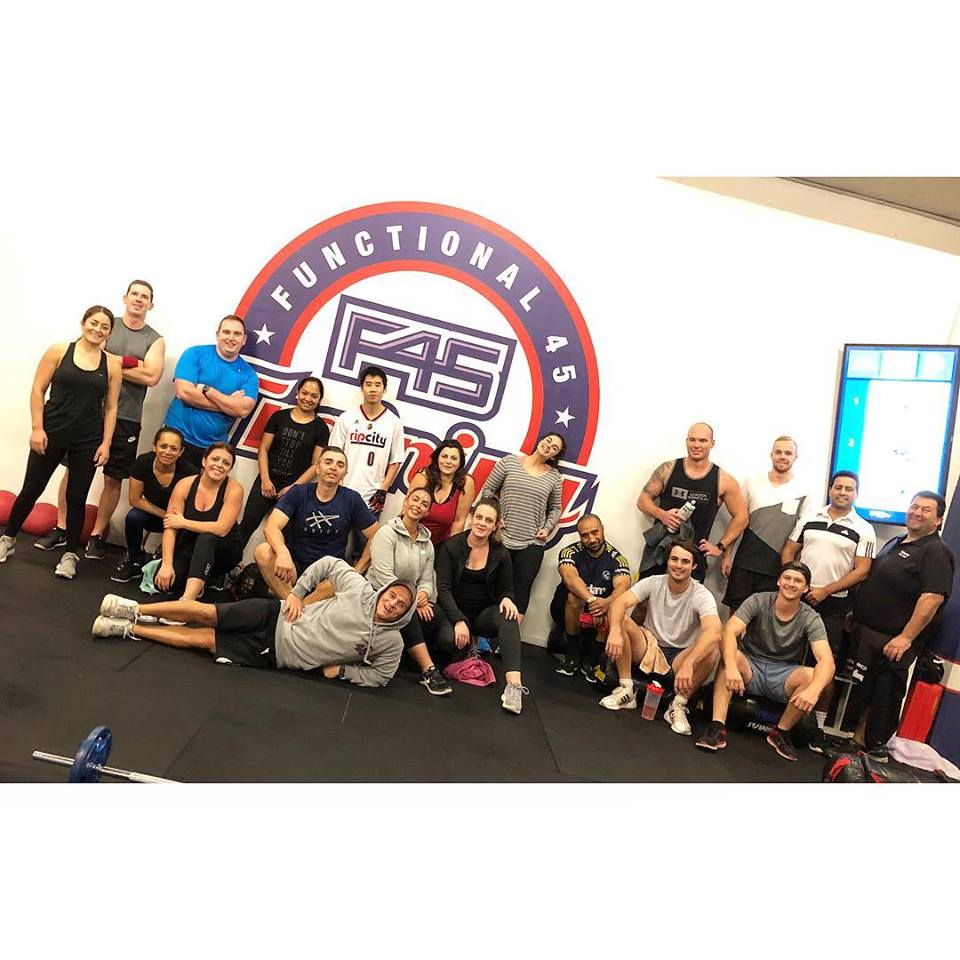 F45 FOR SALE: SYDNEY HILLS DISTRICT – 2 STUDIOS, ONE TERRITORY