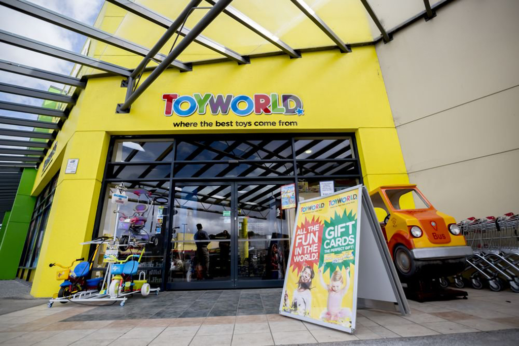 Toyworld Central Coast
