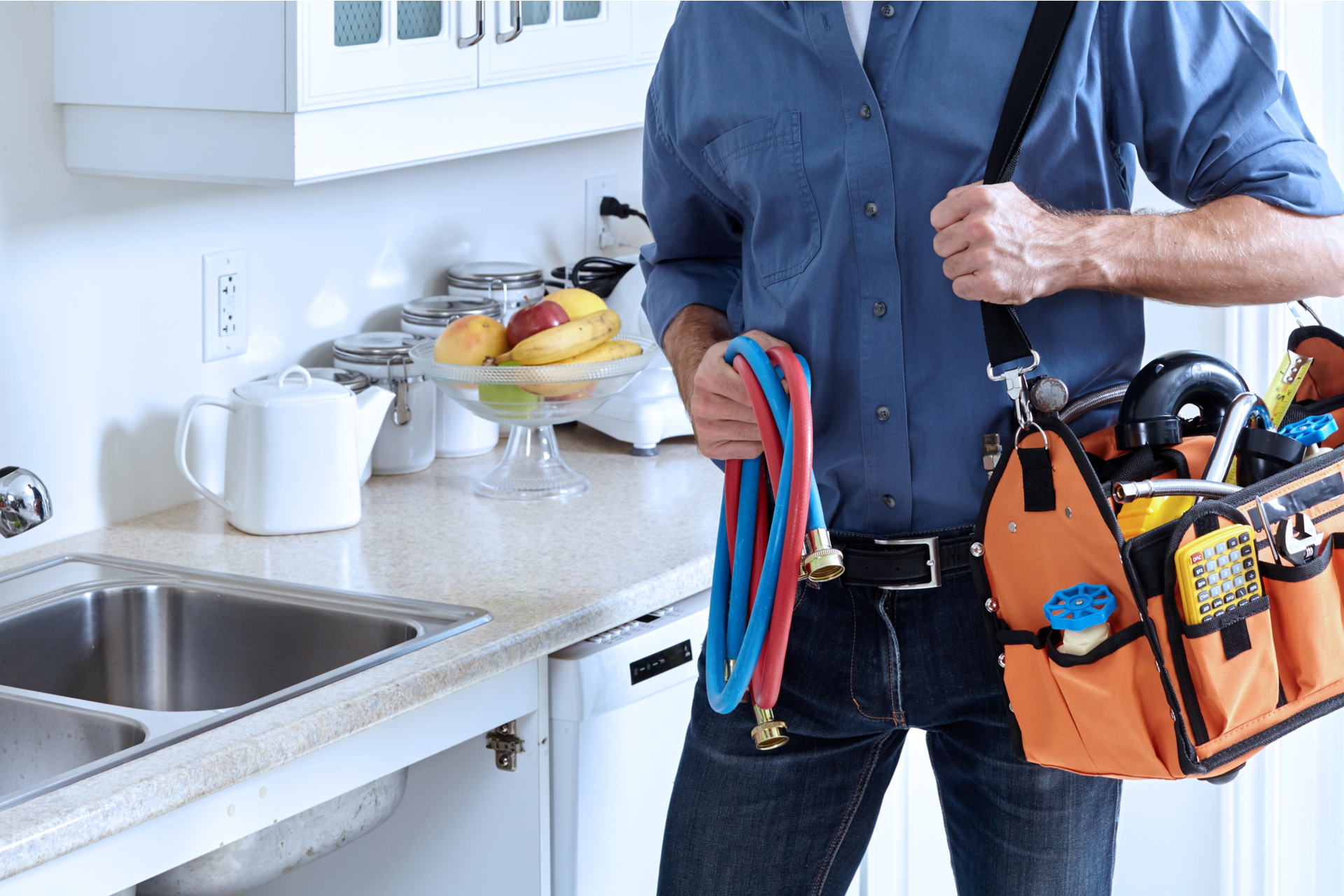 Plumbing Maintenance - Real Estate & Body Corporate Client Base