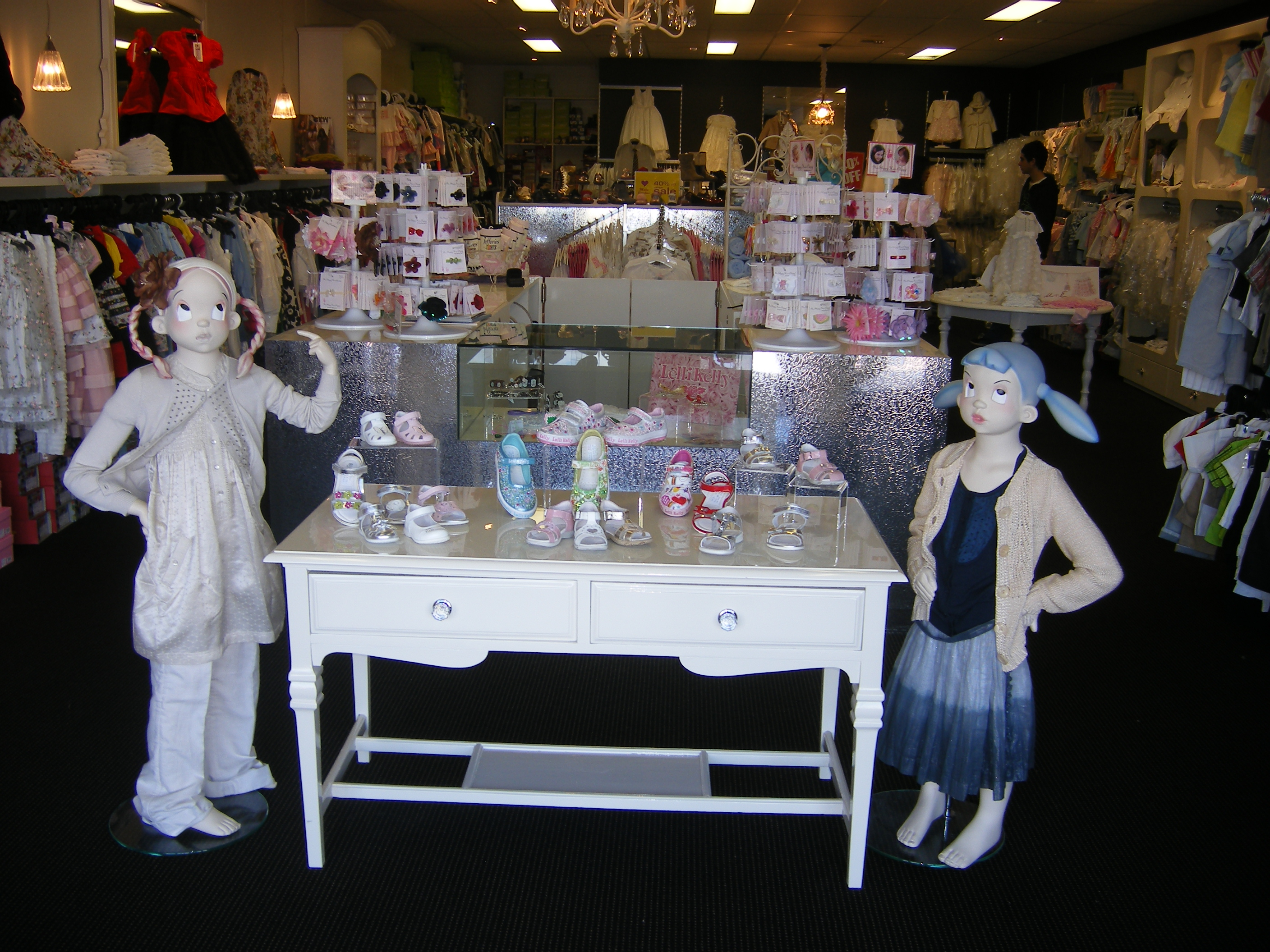 Moda Bambini Children's Wear Retail Business. Walk In Walk Out $40,000 + GST