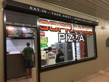 Pizza & Pasta Restaurant REFZ2082