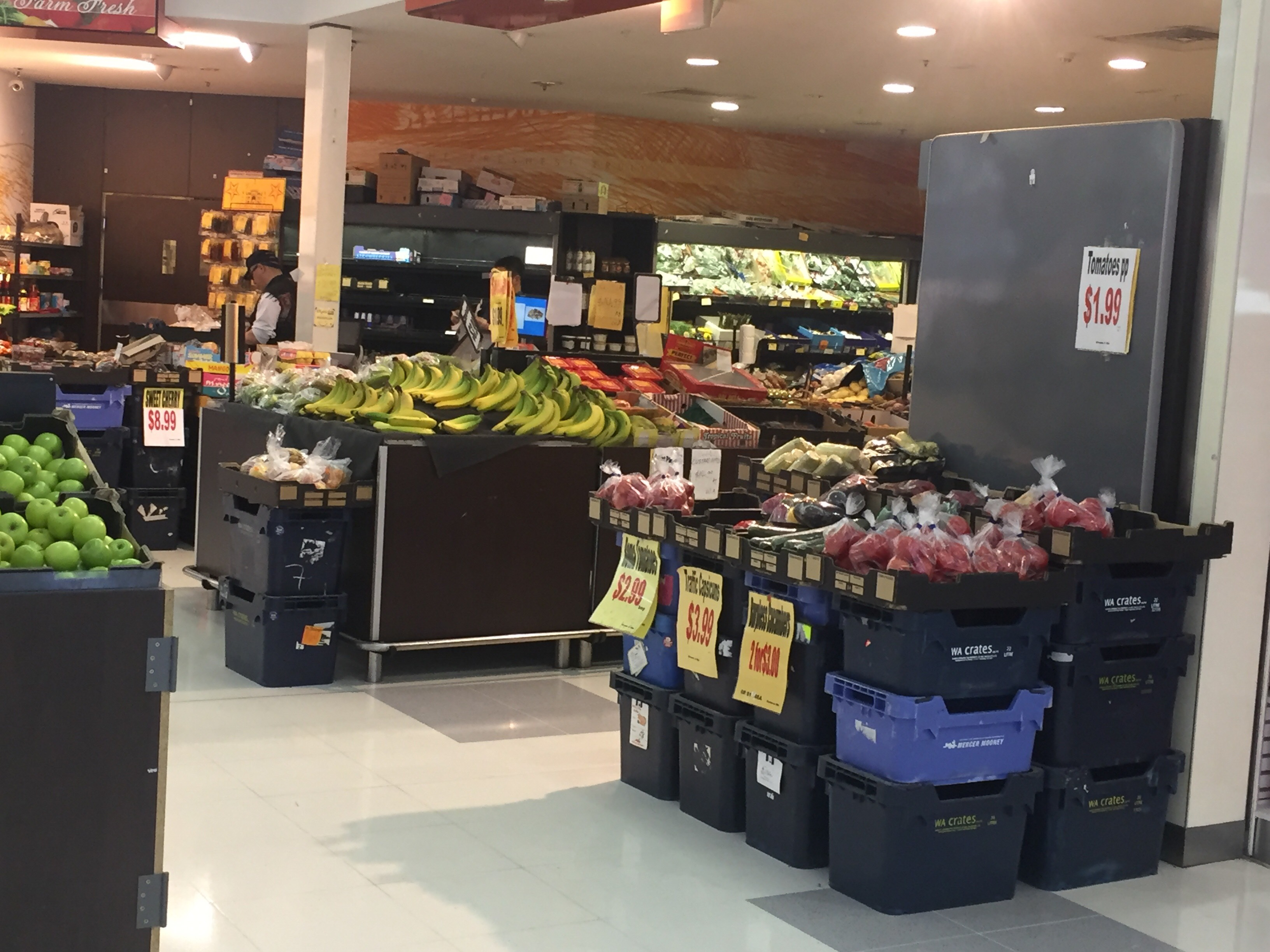 Fruit and Veg shop - Armadale $65,000