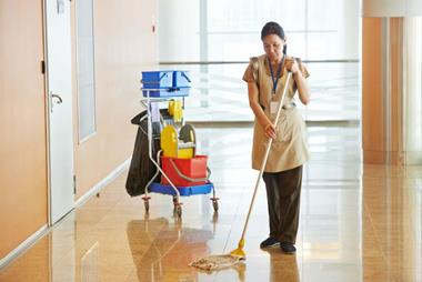 Established Commercial Cleaning Company For Sale