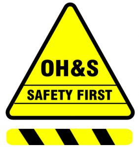 Business Specialising in Occupational Health & Safety - home based