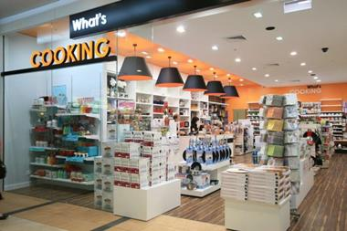 What's Cooking Kitchen and Homeware Franchise