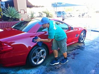 Car Wash Seven Hills