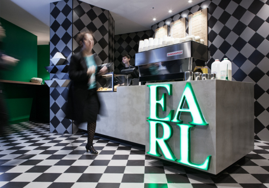 Earl Canteen | NEW Cafe & Food Opportuntity |