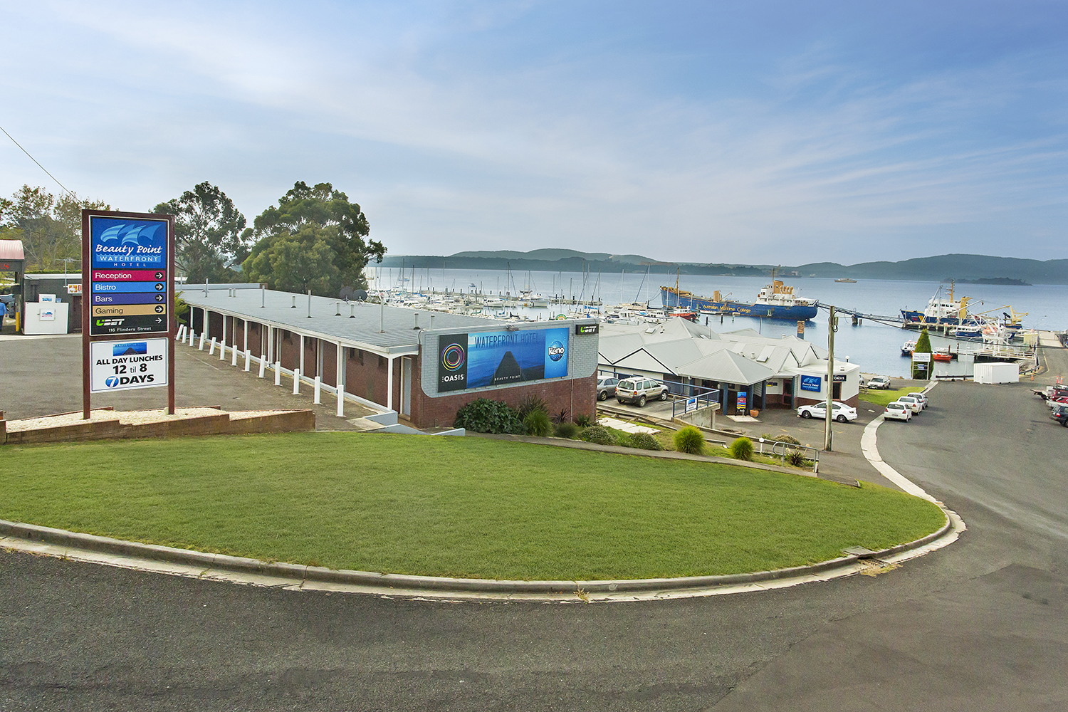 Beauty Point Waterfront Hotel - (Leasehold) For Sale