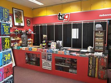 Tobacco TSG for sale, best location in busy shopping centre, cheap rent