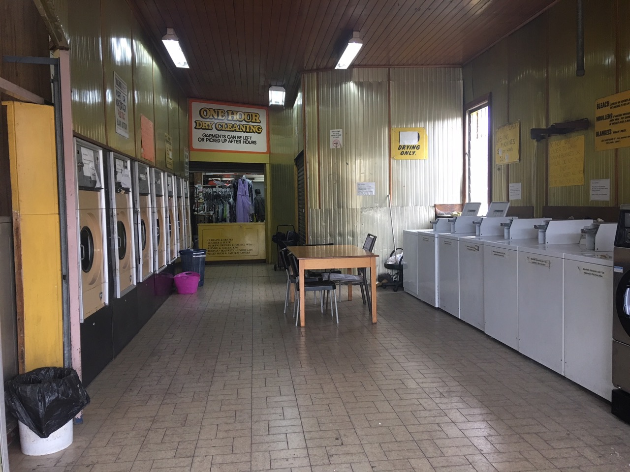 Coin Laundry and Dry Cleaners Business For Sale Reservoir