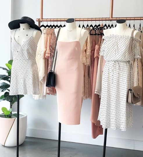 Under Management Women's Clothing Boutique Business For Sale