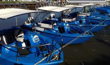 Long Established Boat Hire Business For Sale