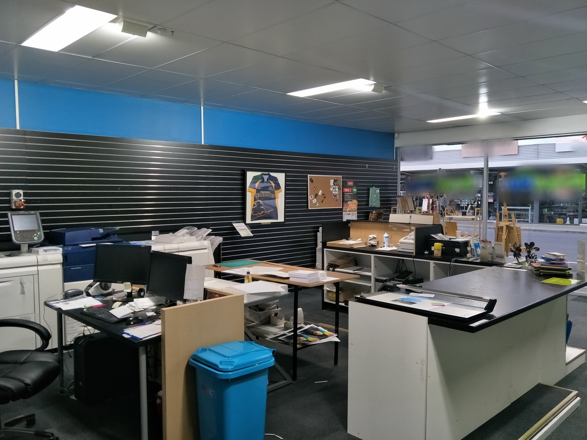 Print and design business for sale, only independent in the area, huge potential