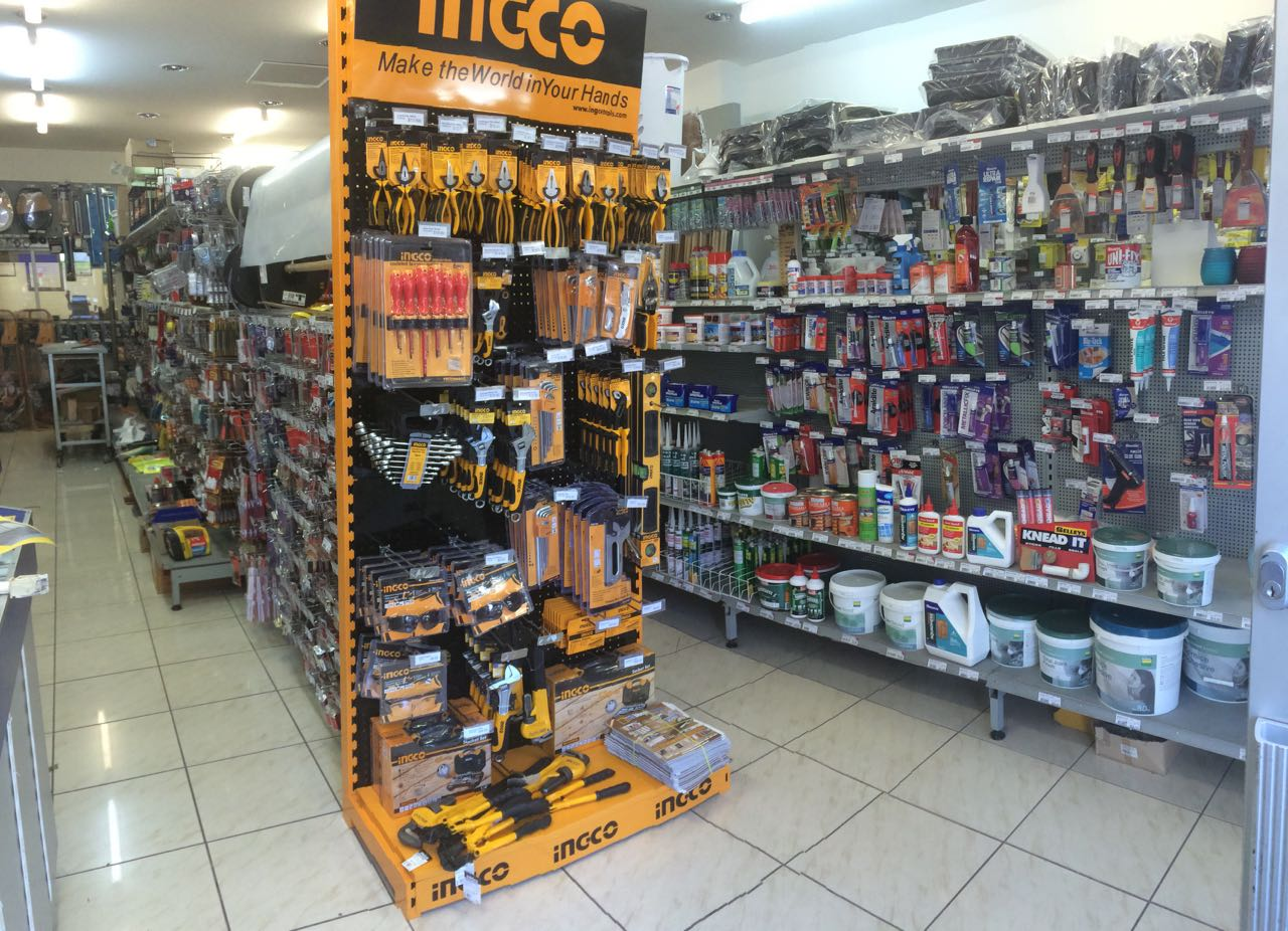 Long Established Hardware Retail Business For Sale