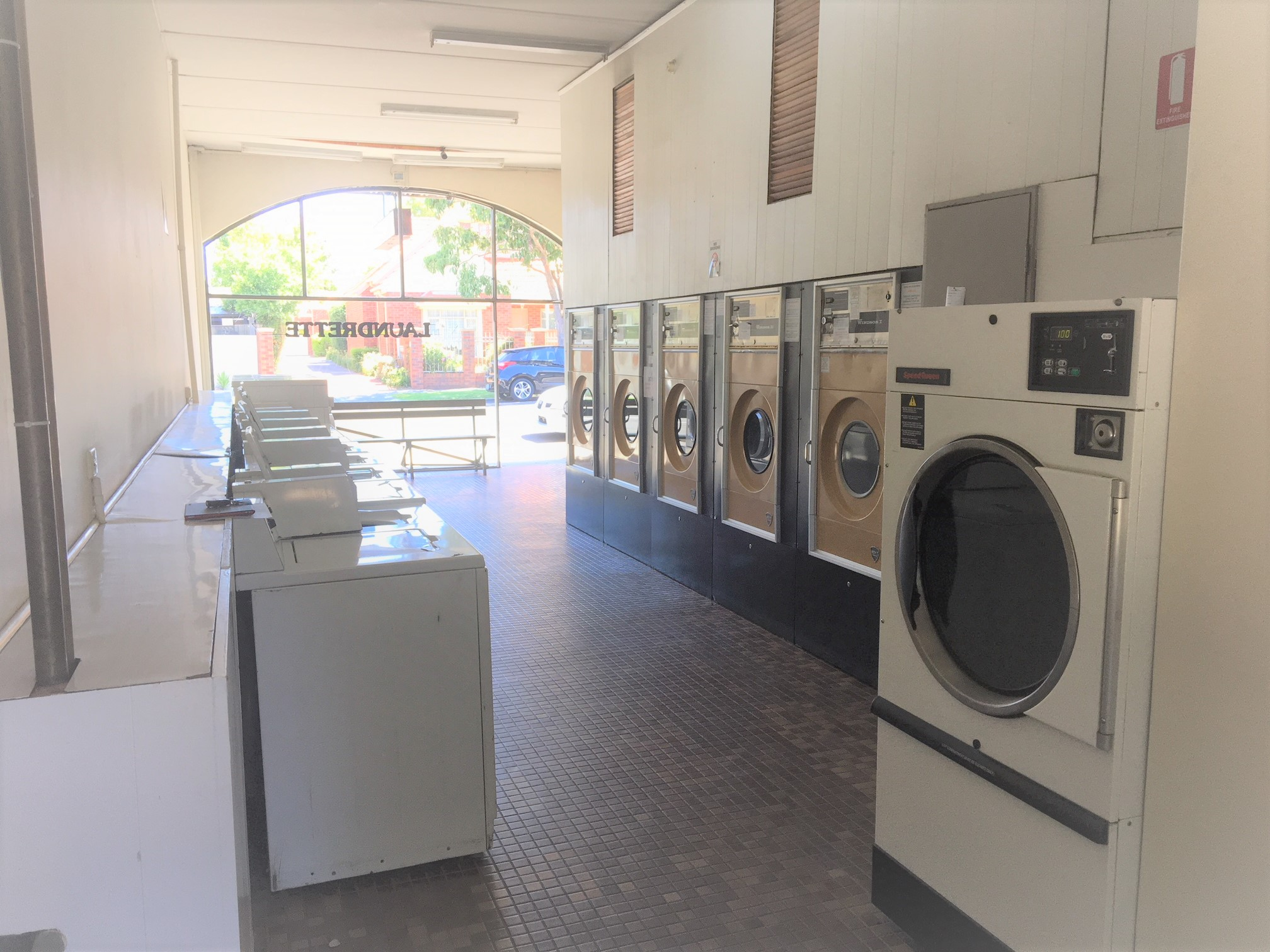 Long Established Coin Laundry For Sale