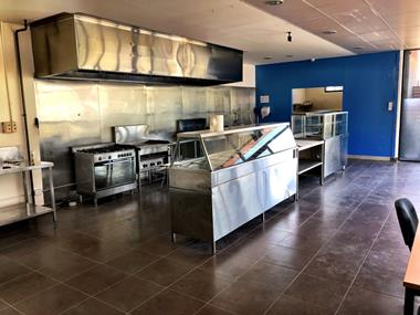 Industrial Cafe Takeaway Set Up Business For Sale