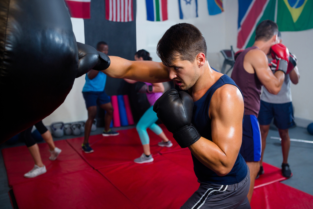 Boxing Gym Fitness Business For Sale