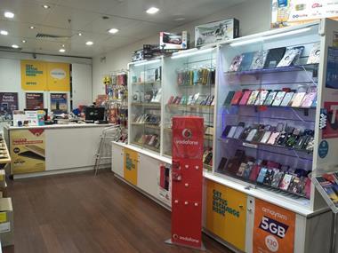 Independent Vodafone Dealership Shop for Sale