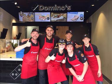 Domino's Warragul VIC - BRAND NEW STORE!
